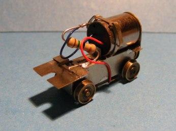 009 motor bogie from Meridian Models