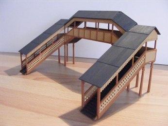 GWR footbridge